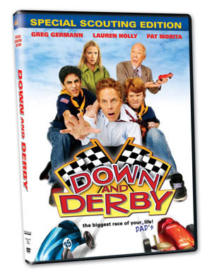 Down and Derby DVD