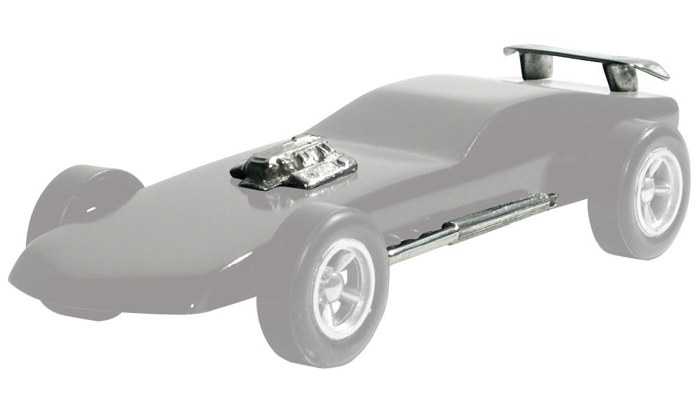 PineCar #P341 Eliminator Custom Parts Decorative Details Body Accessories