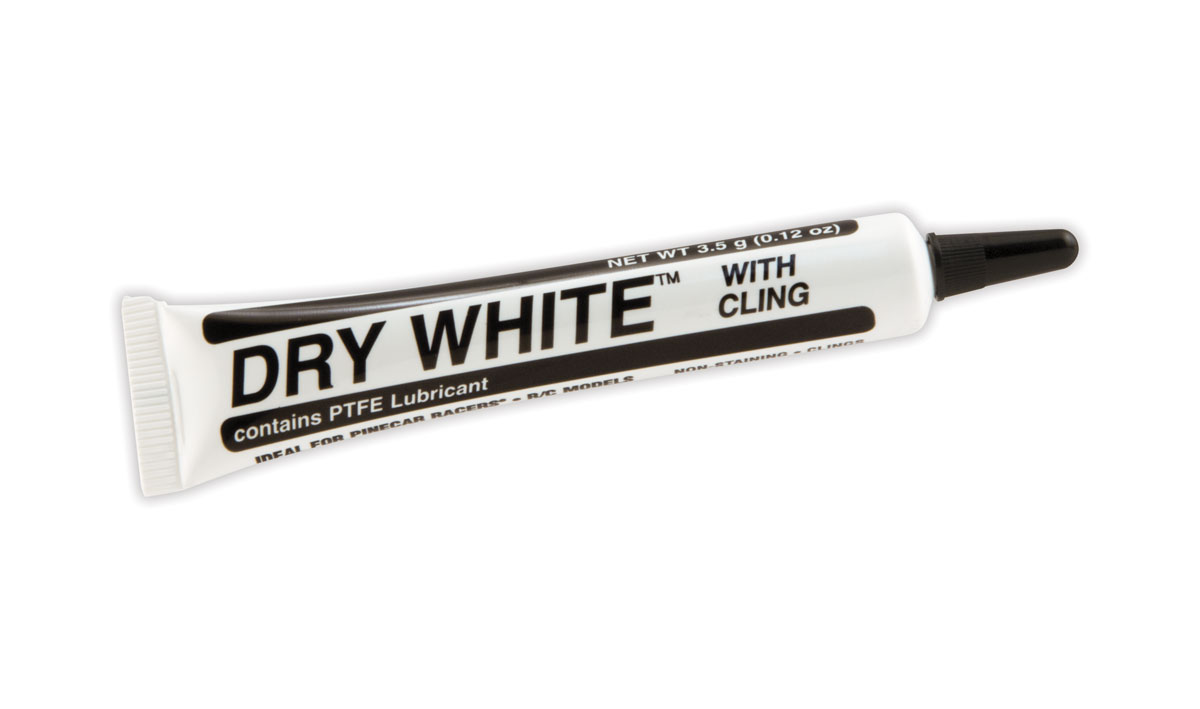 Dry White With Cling
