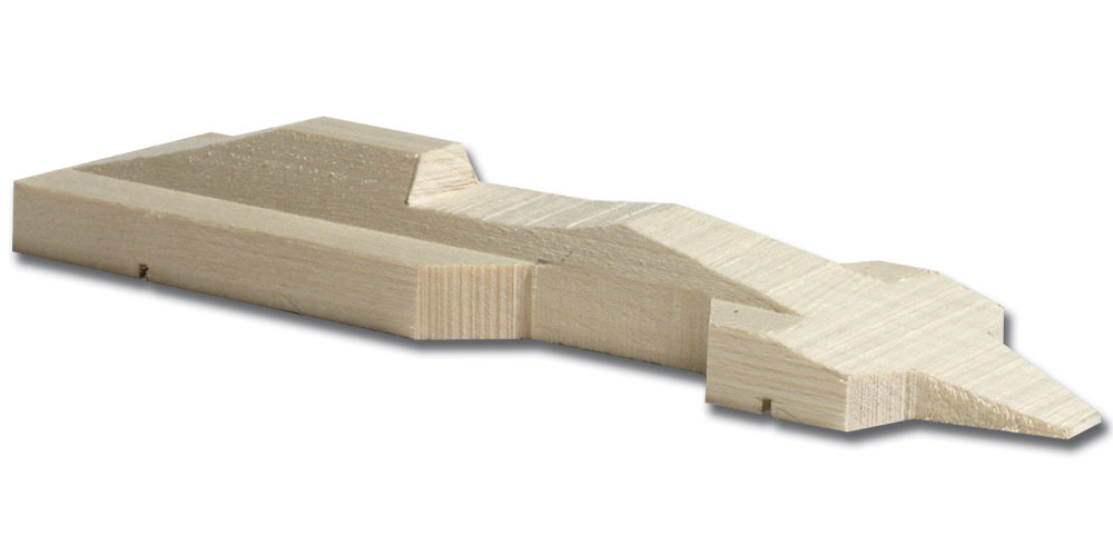 Formula 1 Pinewood Derby Car Template