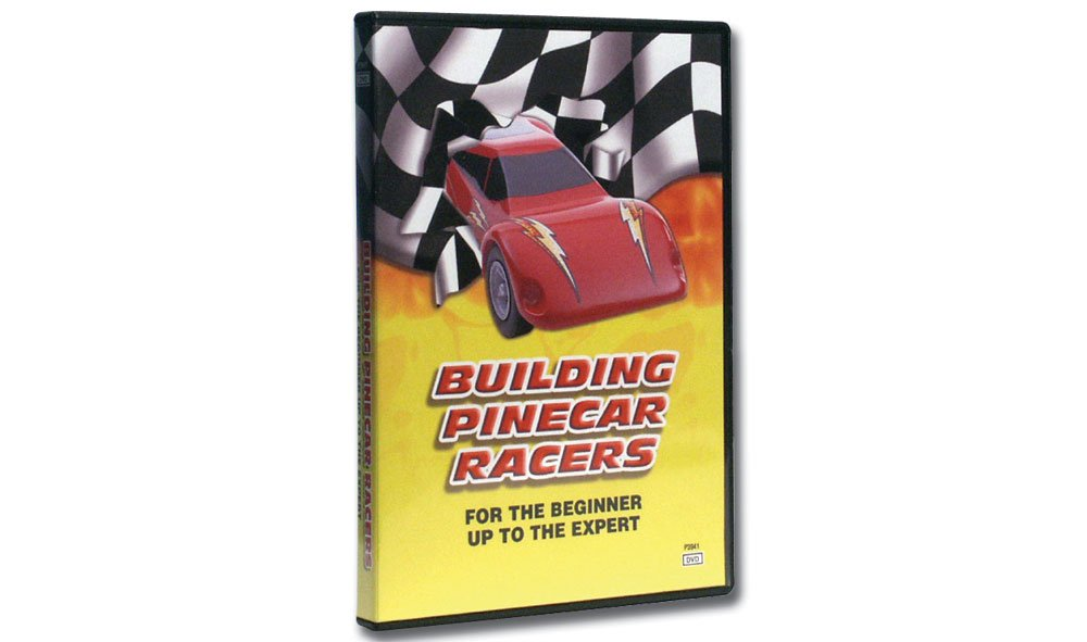 Building PineCar Racers DVD