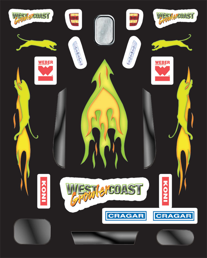 West Coast Growler Premium Kit