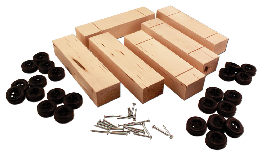 6-Pack Basic Block Kit