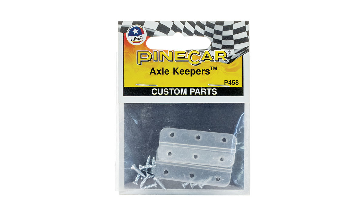 Axle Keepers<sup>™</sup>